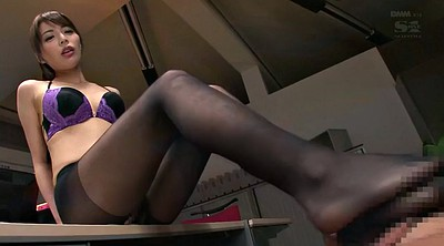 Asian foot, Ebony, Asian black, Pantyhose office, Black asian, Pantyhose foot