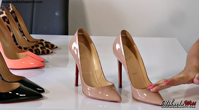 Shoe, Shoes, High, High-heeled, Many, High-heeled shoes