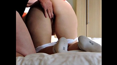 Maid, Horny mature