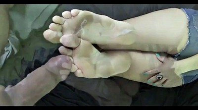 Footjob, Feet fetish, Footing