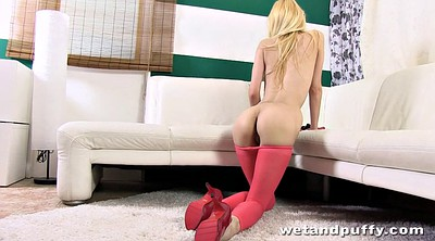 Red, Anal dildo, Shoes fuck, Fuck shoes, Anal sex