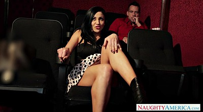 Movie, Movies, Audrey bitoni, Public masturbate, Theater