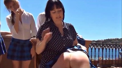 Spanking girls, Funny, Knickers