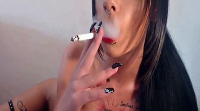 Smoking, Lips