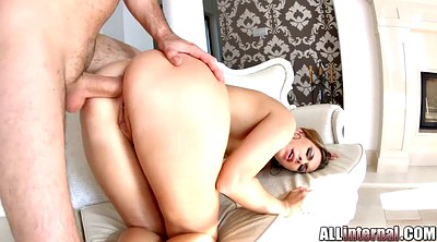 Ebony anal, Fox, Cute anal, Double anal creampie, Double penetrated, Blacked creampie