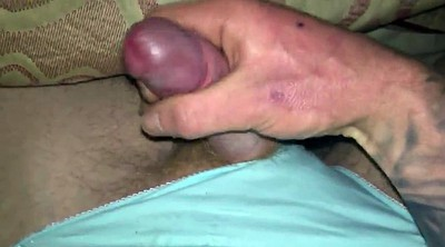 Panty, Mom handjob, Cum in panties, Mom cum, Gay handjob