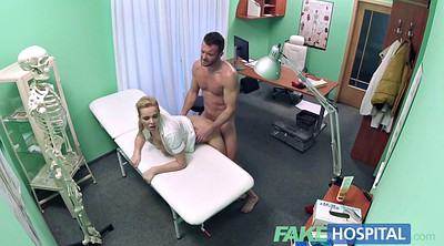 Czech, Fake cum, Fake hospital