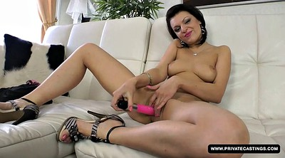 Shoes, Casting anal, Anal casting