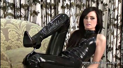 Latex, Black kinky
