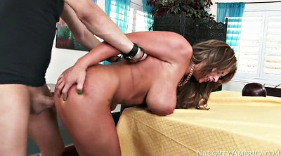 Eva notty, Eva, Hardcore mom, Long leg, Latina mom, Big mom