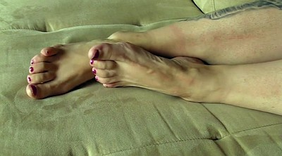 High, Cum feet