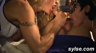 Gangbang, French, Dogging, Amateur milf