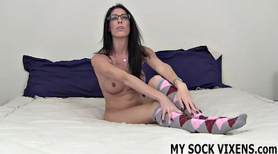 Socks, Jerk off, Jerking