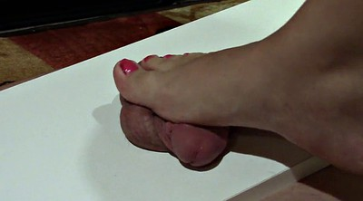 Torture, Cbt, Toes, Bbw foot, Feet fetish