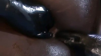 African, Anal fisting, Throbbing