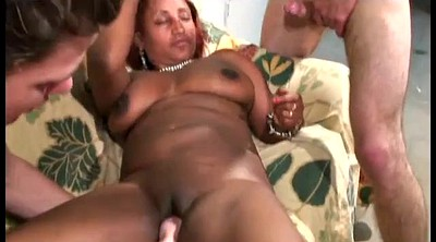 Anal casting, African anal
