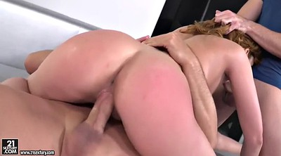 Connie, Russian anal, Russian spank