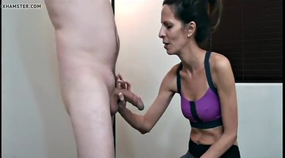 Skinny anal, Workout