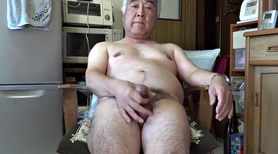 Japanese daddy, Japanese gay, Japanese masturbating, Japanese dad