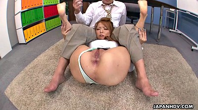Japanese office, Japanese pantyhose, Pantyhose office, Japanese girl, Asian girl, Pantyhose squirt