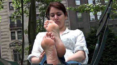 Foot, Candid, Sole