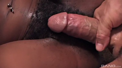 Devon, Hairy ebony, Blacked creampie, Black creampie