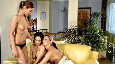 Softcore, Lesbian threesome
