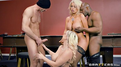 Nina kayy, Bridgette b, Bridgette, Group sex, Pierced