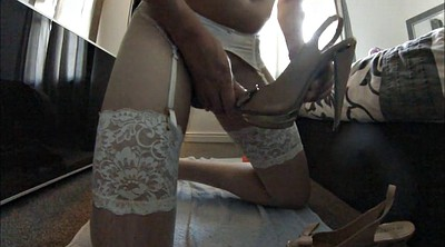 Crossdress, High heels, Dressed