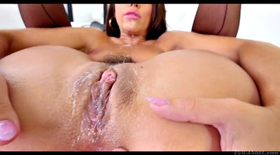 Hairy anal, Spreading ass, Huge dildo anal, Hairy dildo