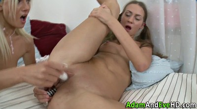 Teen anal, Young lesbian