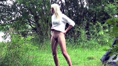 Piss, Pissing, Public piss, Lesbian piss, Blonde compilation