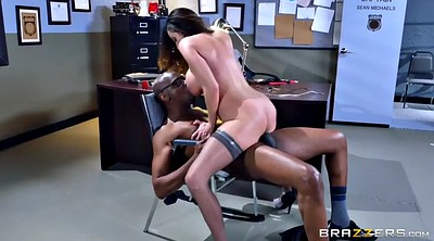 Ariella ferrera, Interracial, Secretary