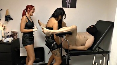 Punishment, Ladies, Punished