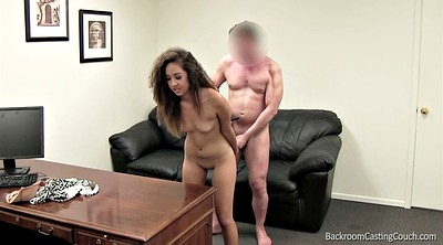 First anal, Casting anal