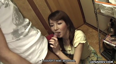 Japanese blowjob, Housewife, Japanese housewife