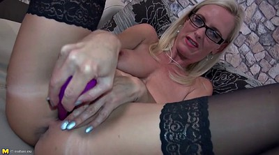 Cunt, Mother and d, Mature mother, Mature milf
