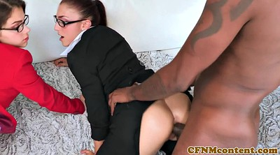 Interracial anal, Anal fuck, Foursome anal, Two guys, Interracial foursome, Black lady