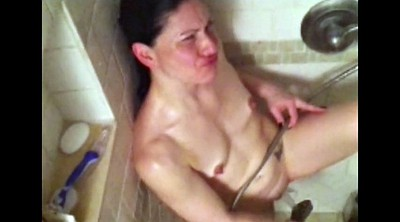 Shower, Wife orgasm, Showers