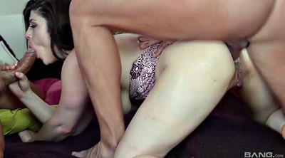 Double anal, Humping