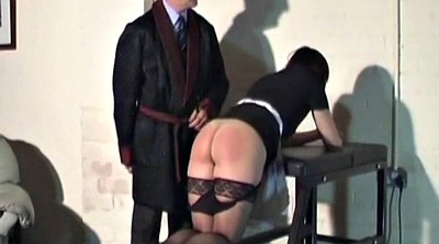 Maid, Paddling, Maids, Paddled, Spankings