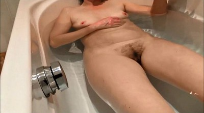 Shower, Bathing, My wife, Hidden cam shower