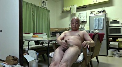 Japanese granny, Asian granny, Japanese handjob, Big nipples, Granny masturbation, Japanese big cock