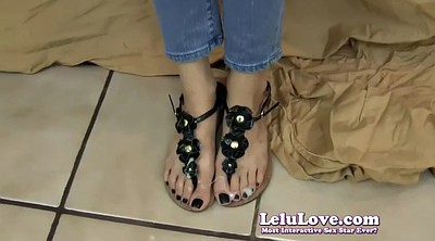 Feet, Footjob, Feet teen