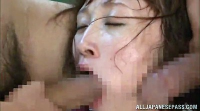 Asian threesome, Asian double, Double penetration, Asian double penetration