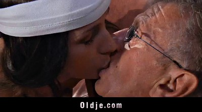 Oldman, Young anal, Old men