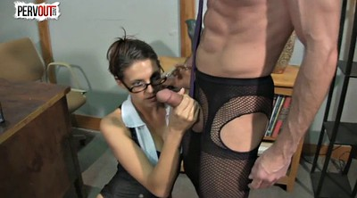 Boss, Nylon handjob