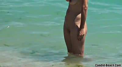Beach, Hidden cam, Nudist
