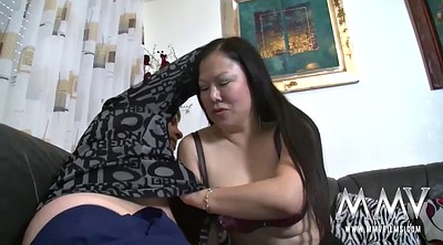 Maid, Asian maid, White wife, Asian white, Asian guy, Amateur blowjob