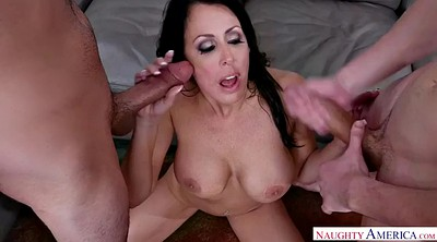 Riding, And son, Reagan foxx, Threesomes, Cougar, Cheerleader